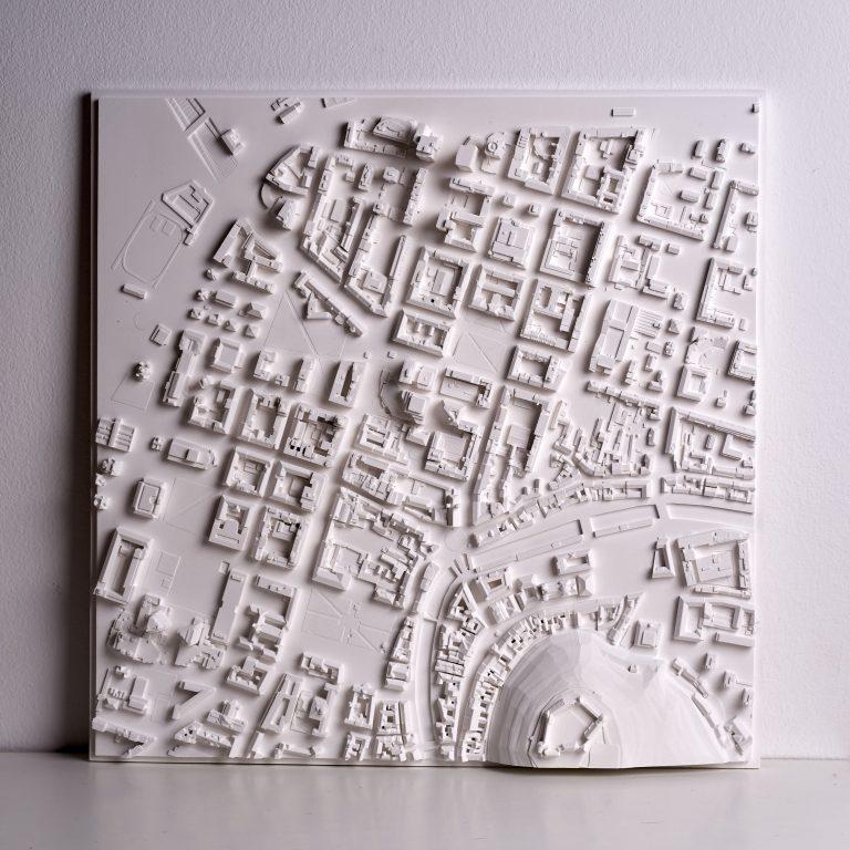 Ljubljana 3D Dacomap